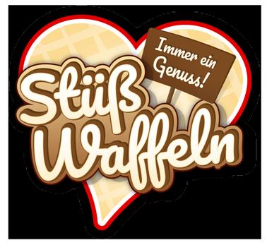 Stüß Waffeln Logo